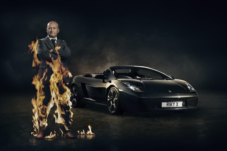 Ferrari Commercial Sicily - Bugatti